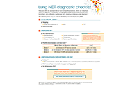 Lung NET diagnostic checklist