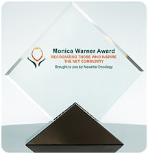 Monica Warner award